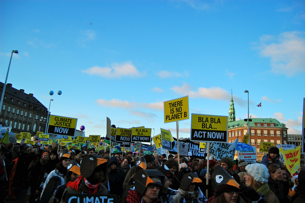 Why the People's Climate March will matter at the United Nations