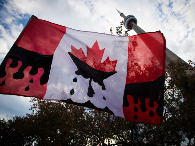 At COP20, Canada Is Representing the Fossil Fuel Industry