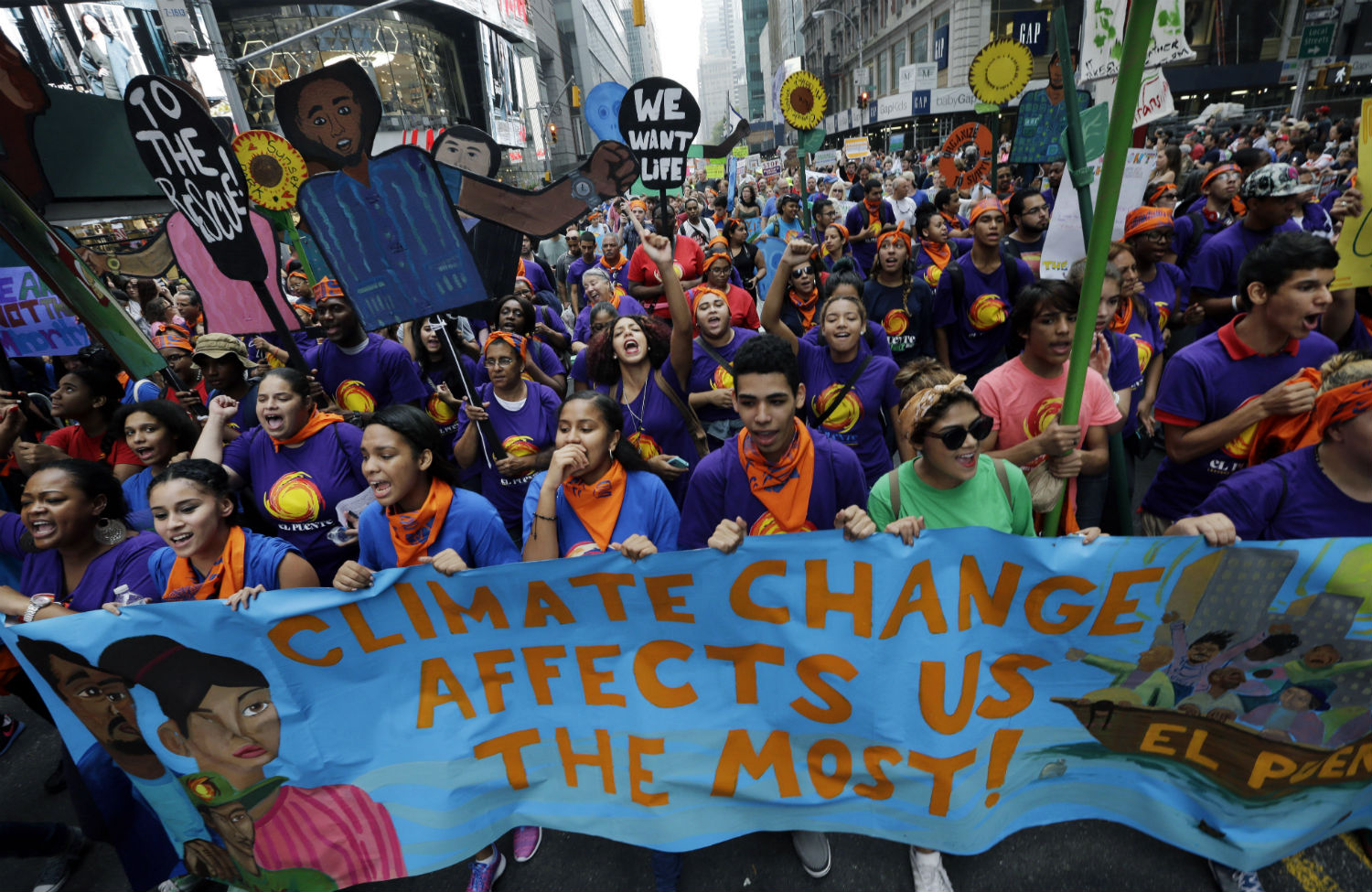 19 Ways You Can Work</br>for Climate Justice