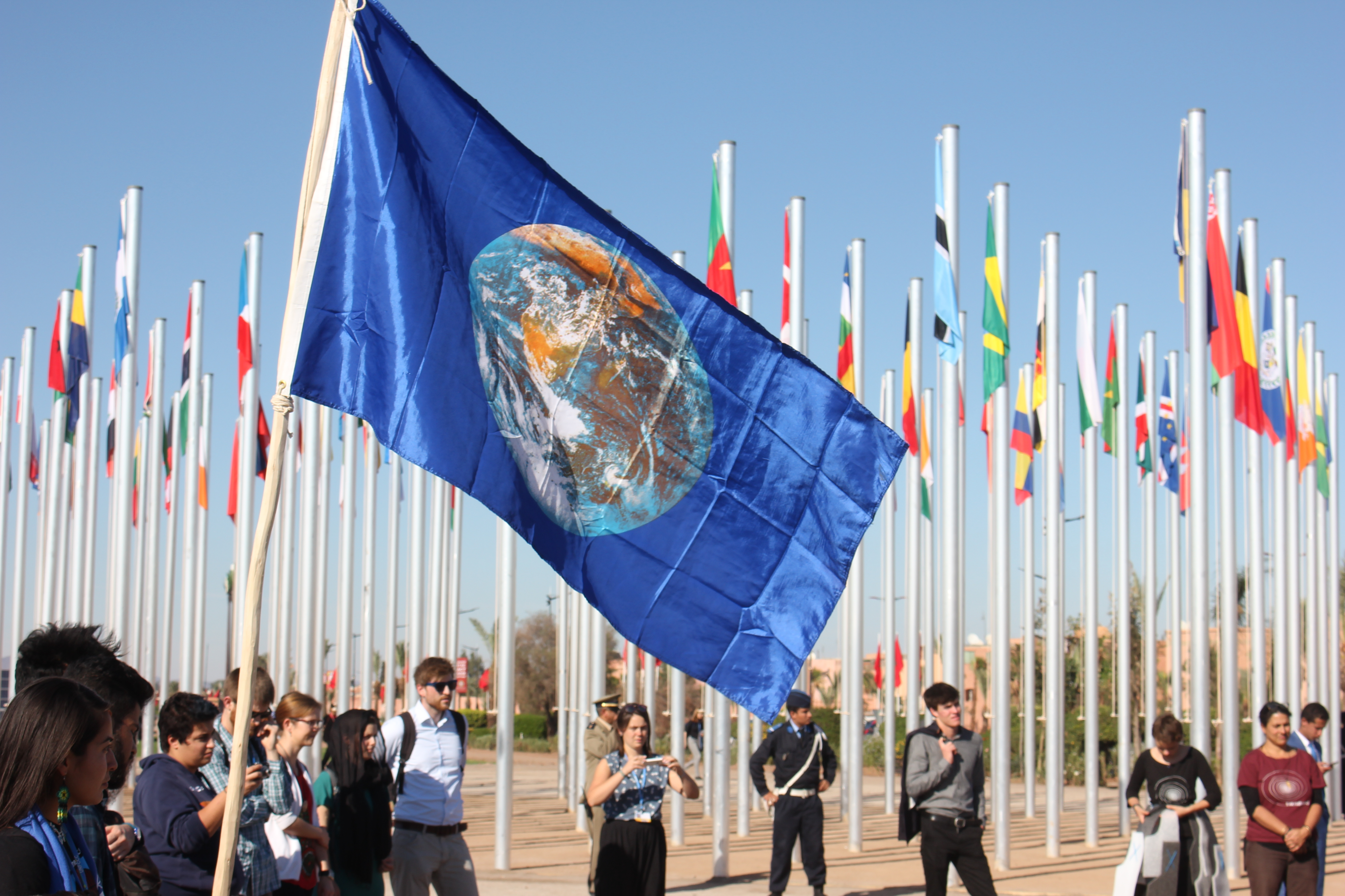 Post Election Within COP22