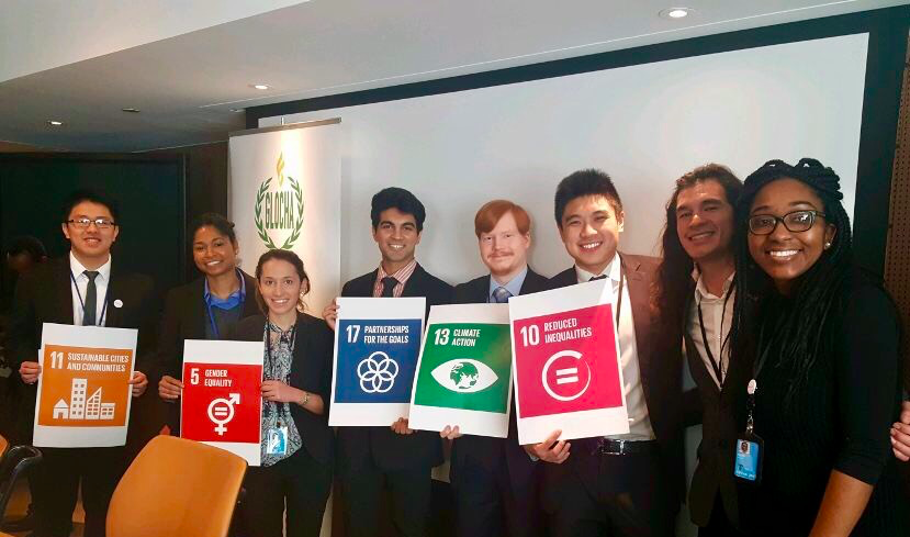 Our Delegation to the 55th UN Commission for Social Development